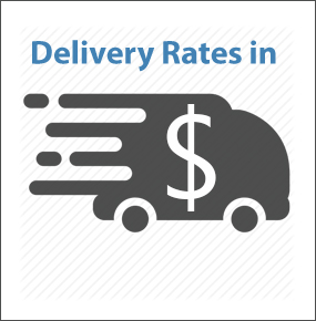 Calculate your delivery charges in US $